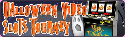 Halloween Video Slots Tourney