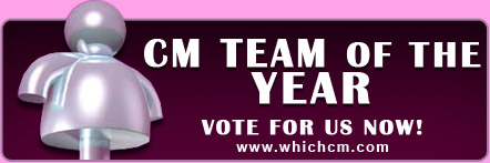 CM Team of the Year 2011 - Vote for us Now!