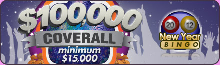 $100K Coverall Minimum $15K Game