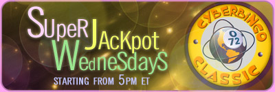 Super Jackpot Wednesdays