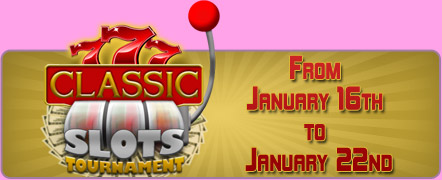 The Classic Slots Tourney