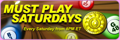 Must Play Saturdays