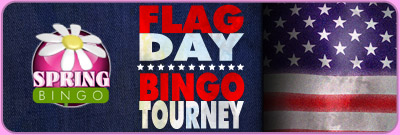 Flag Day Bingo Tourney