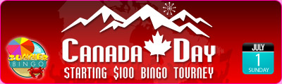 Canada Day Starting $100 Tourney