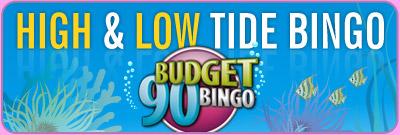 High or Low Tide Bingo