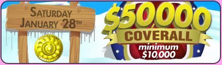 $50K Coverall Min. $10K