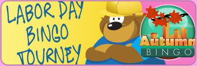 Labor Day Bingo Tourney