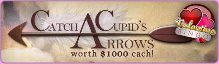 Catch Cupid's Arrows