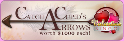 Catch Cupid's Arrows