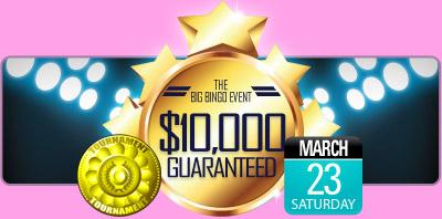 Big Bingo Event!