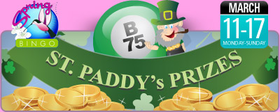 St. Paddy's Prizes Tournament