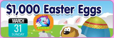 $1,000 Easter Eggs