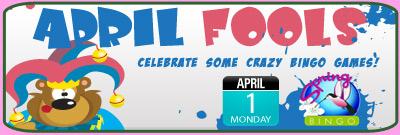 April fools Crazies