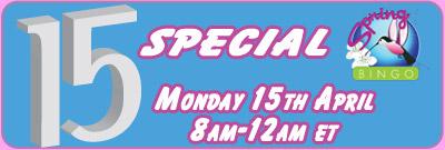 15 Special