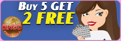 Buy 5 Get 2 Free Promotion!