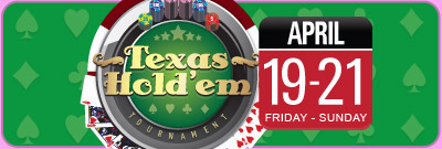 Texas Hold'em Poker Tournament