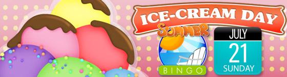 Ice Cream Day Buy 6 Get 3 Free