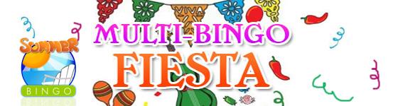 Multi Fest Bingo