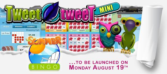Mini Tweet Tweet