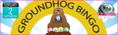 Groundhog Bingo