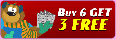 Buy 6 Cards and Get 3 Free!