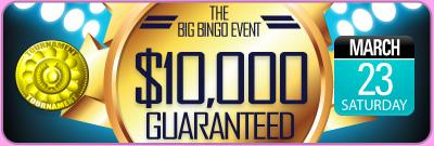 The Big Bingo Event