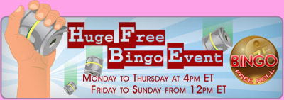 Bingo Free Roll Room